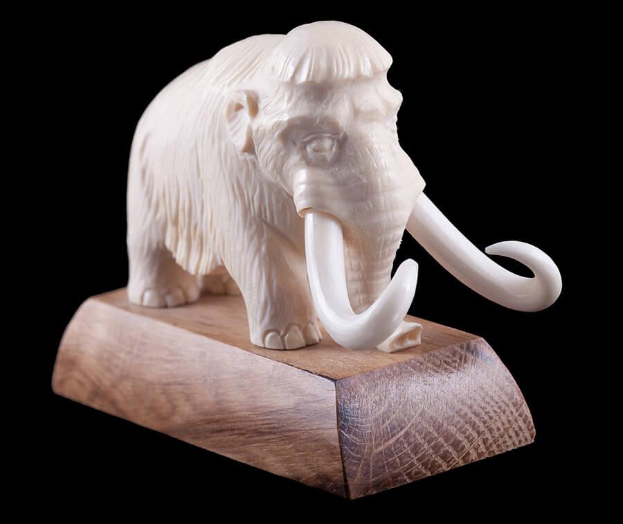 день фото сувениров из бивня мамонта материал между несущей
